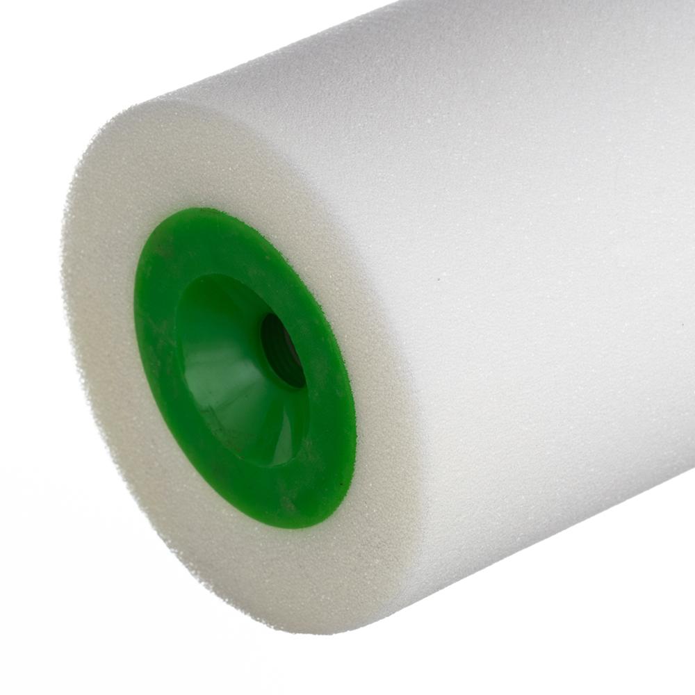 Валик Wenzo поролон 180 мм для красок и лаков на водной основе фото