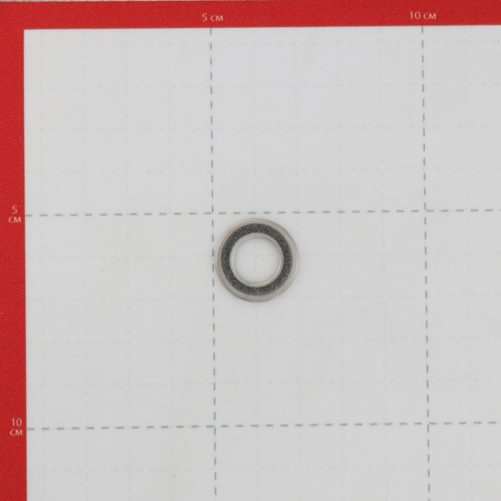 Шайба нержавеющая сталь 10x20 мм DIN 125 (5 шт.).