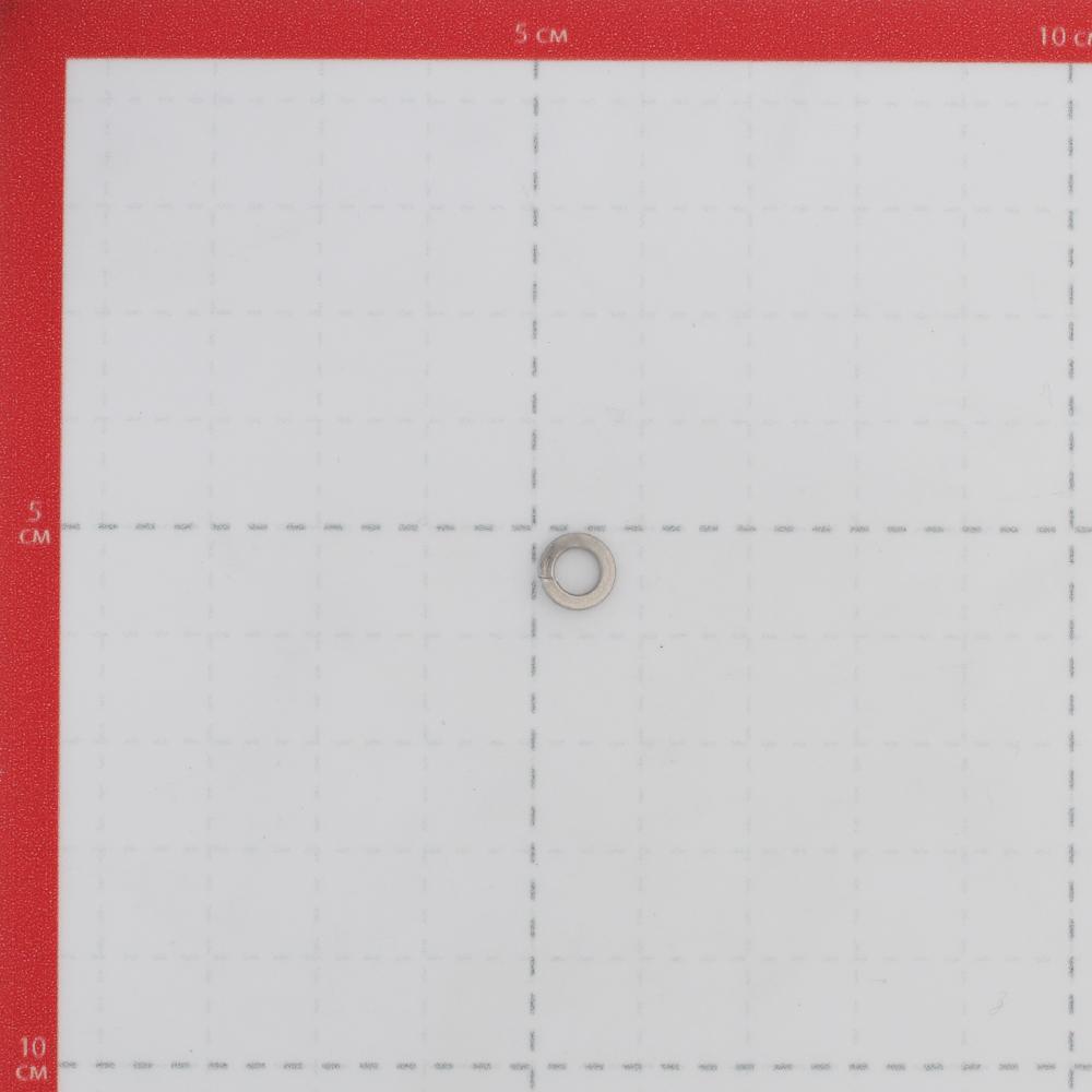 Шайба пружинная нержавеющая сталь 4x7.6 мм DIN 127 (20 шт.).