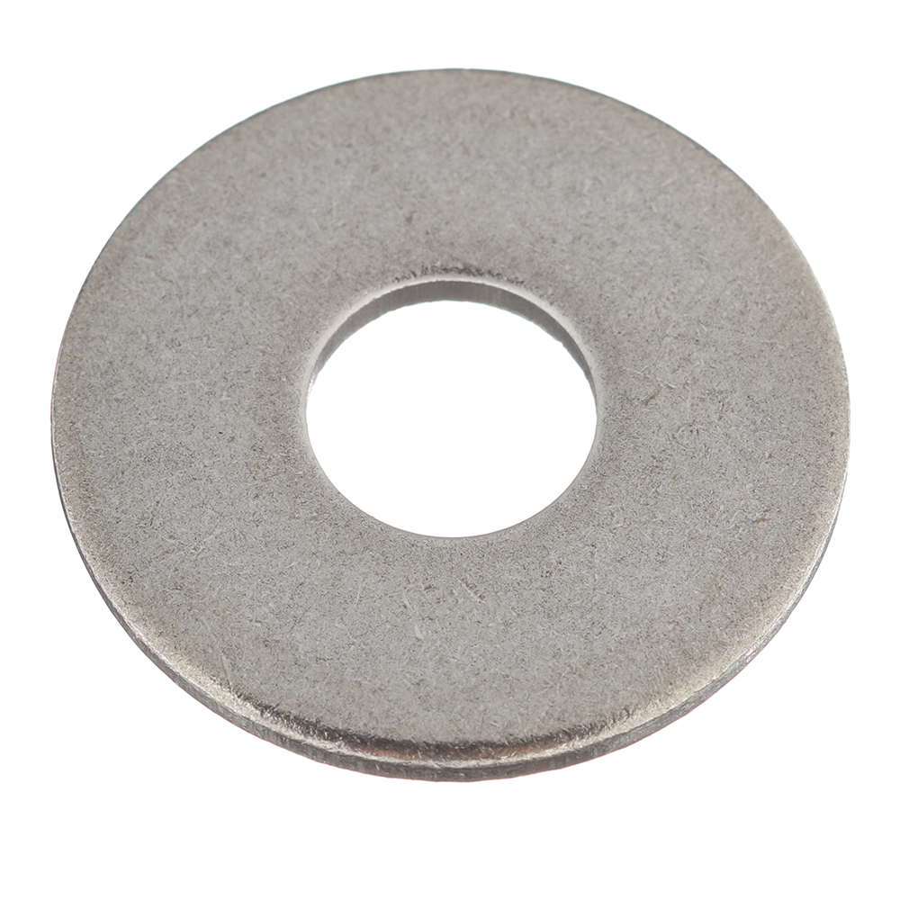 Фото - Шайба кузовная нержавеющая сталь 6x18 мм DIN 9021 (10 шт.) шайба кузовная нержавеющая сталь 12x37 мм din 9021 2 шт