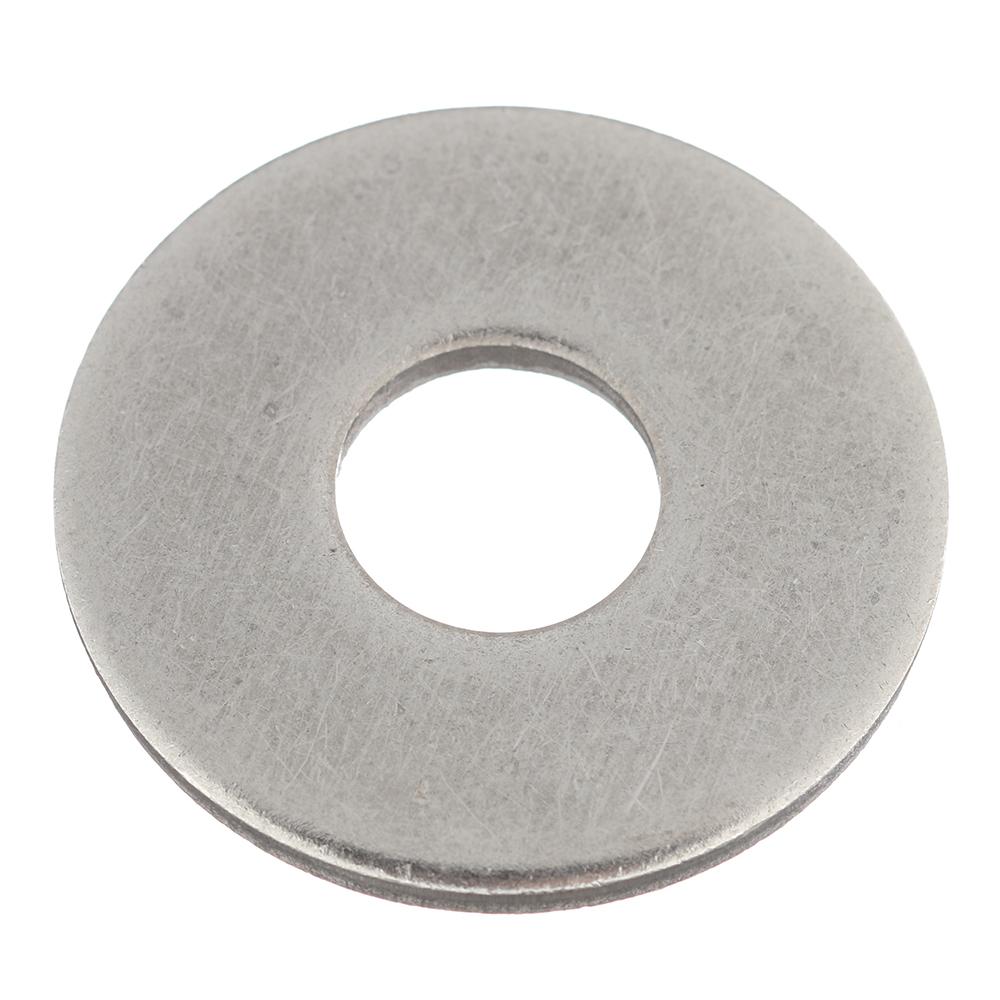 Фото - Шайба кузовная нержавеющая сталь 10x30 мм DIN 9021 (2 шт.) шайба кузовная нержавеющая сталь 12x37 мм din 9021 2 шт