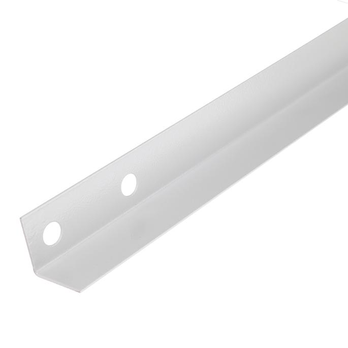 Ребро жесткости для металлического стеллажа КМ 20x1000x20 мм