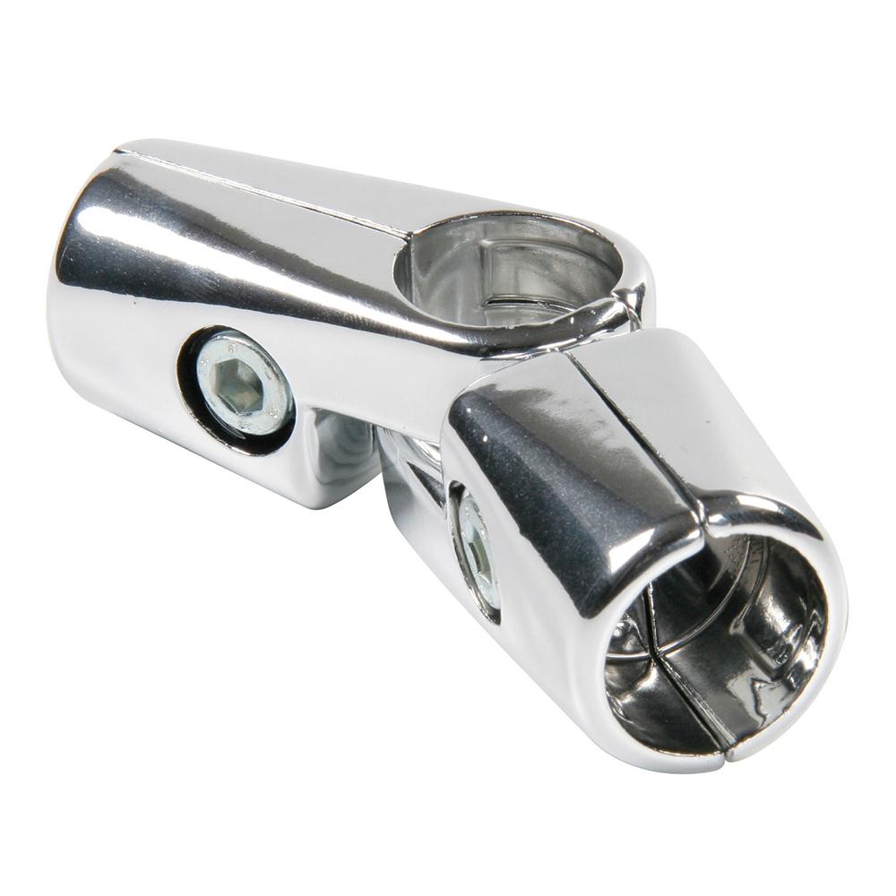 Соединитель крестообразный для пяти труб к системе Joker d25 мм хром держатель краб для двух труб d25 мм цвет хром