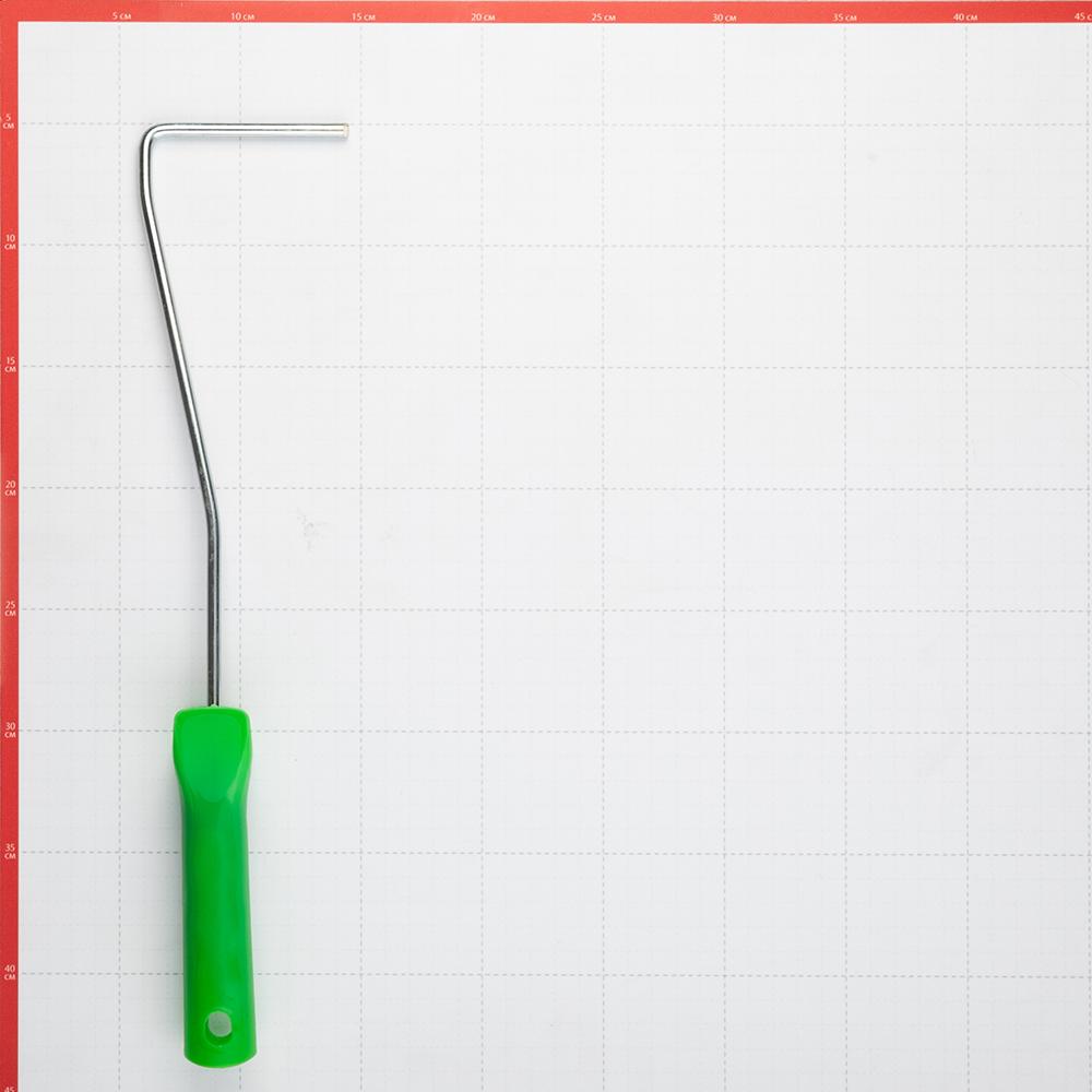 Рукоятка для валика Wenzo 100 мм d6 мм стальной стержень фото