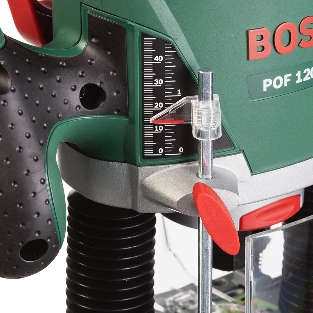 Фрезер электрический Bosch POF 1200 AE (060326A100) 1200 Вт