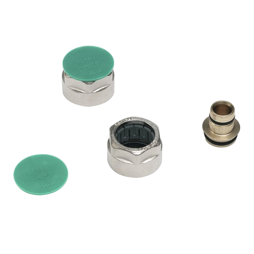 Rehau (12664521003) 16 мм х 3/4 ВР(г) для металлополимерной трубы Rautitan Stabil