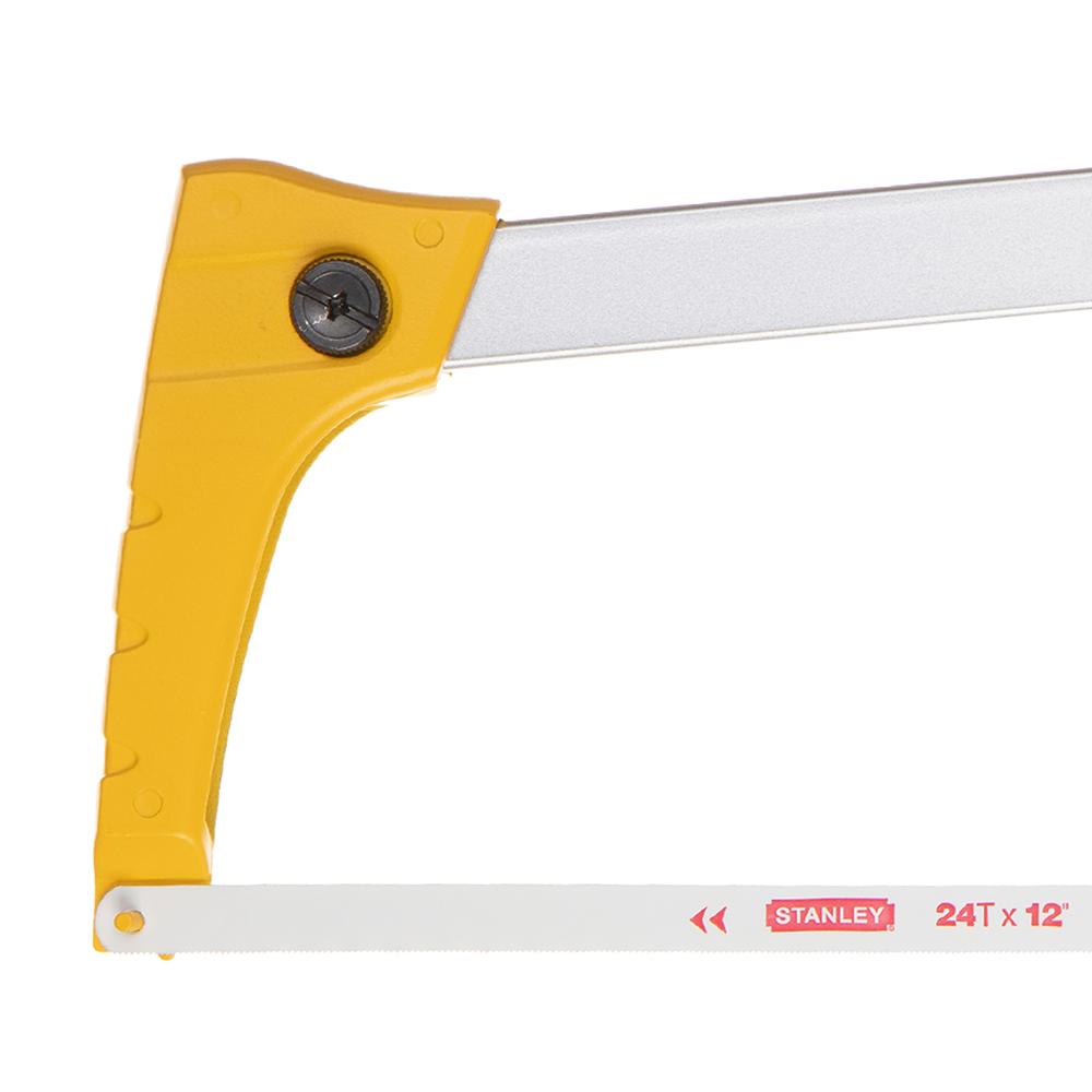 Ножовка по металлу Stanley (1-20-110) 300 мм 24 зуб/дюйм фото