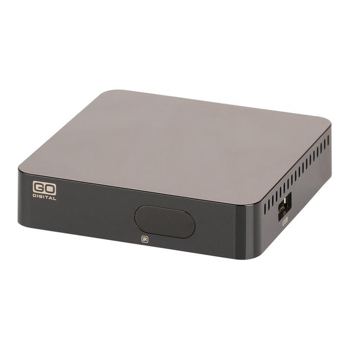 Телевизионный приемник GODIGITAL DVB-T2 902 цифровой