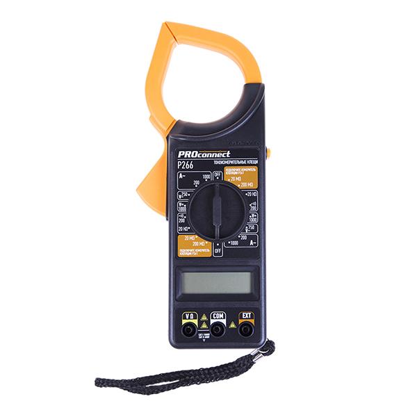 Клещи токовые Proconnect (13 3050) P266