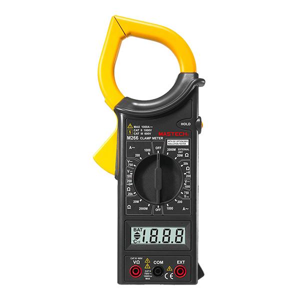 Клещи токовые Mastech (13-1306) M266