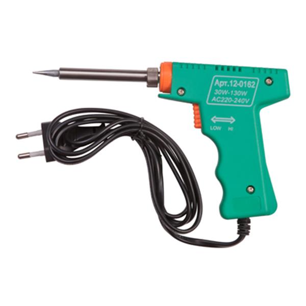 Паяльник электрический Proconnect (12-0162-4) 30-130 Вт 230 В импульсный паяльник электрический proconnect 12 0175 4 40 вт 220 в деревянная ручка