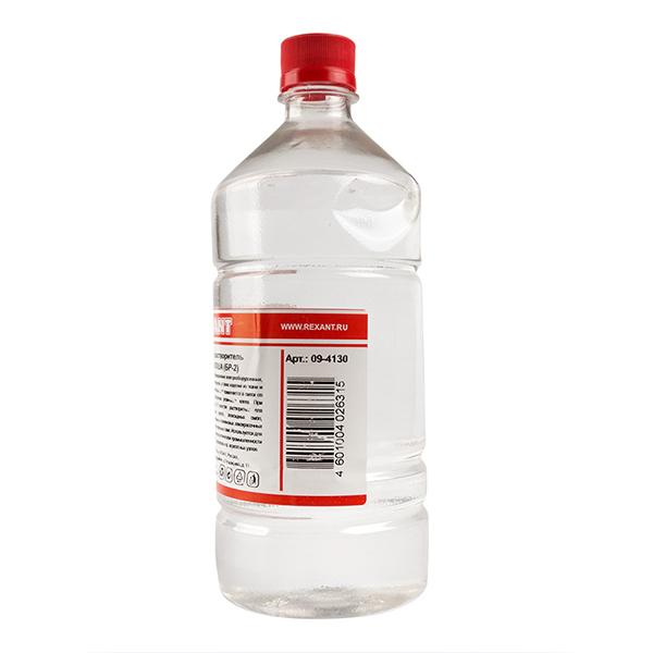 Растворитель-очиститель Rexant (09-4130) 1000 мл универсальный