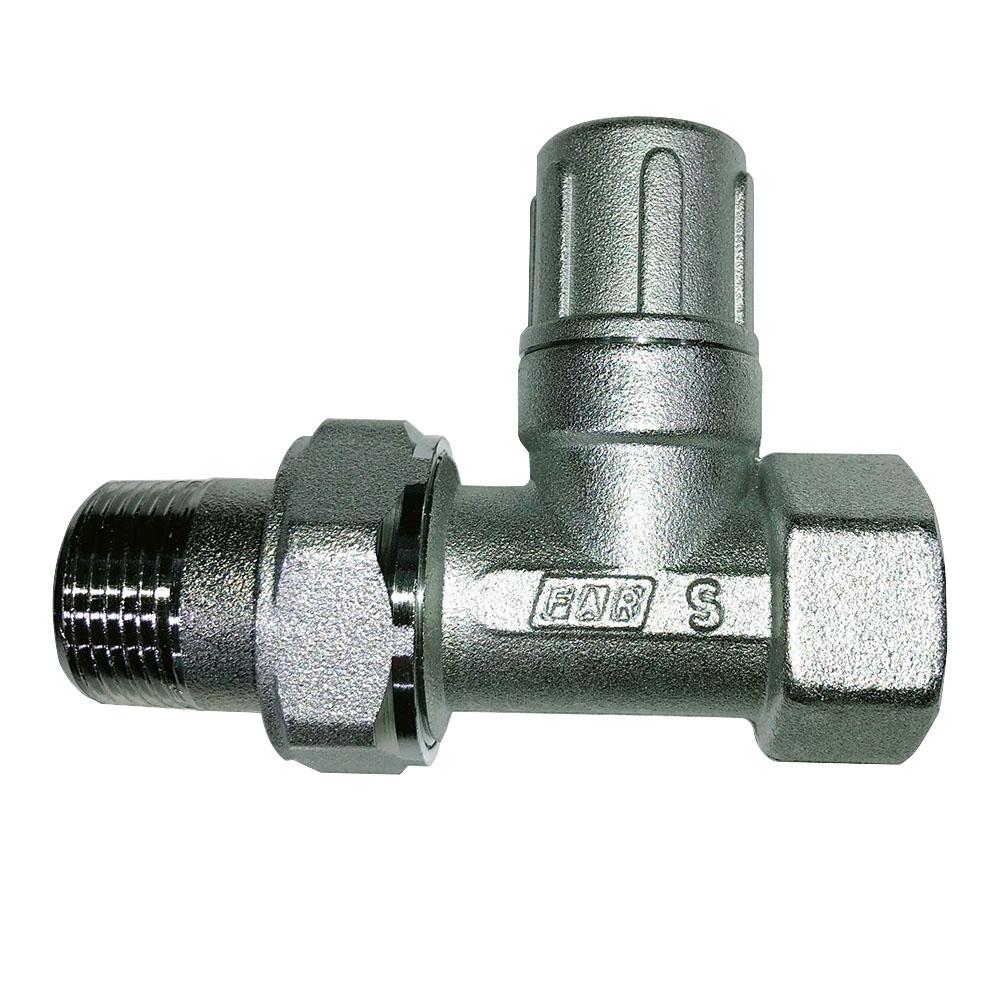 Клапан (вентиль) запорный прямой Far (FV 1400