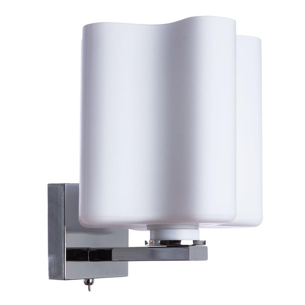 Бра настенное ARTE LAMP Serenata (A3479AP-1CC) E27 40 Вт 220 В IP20