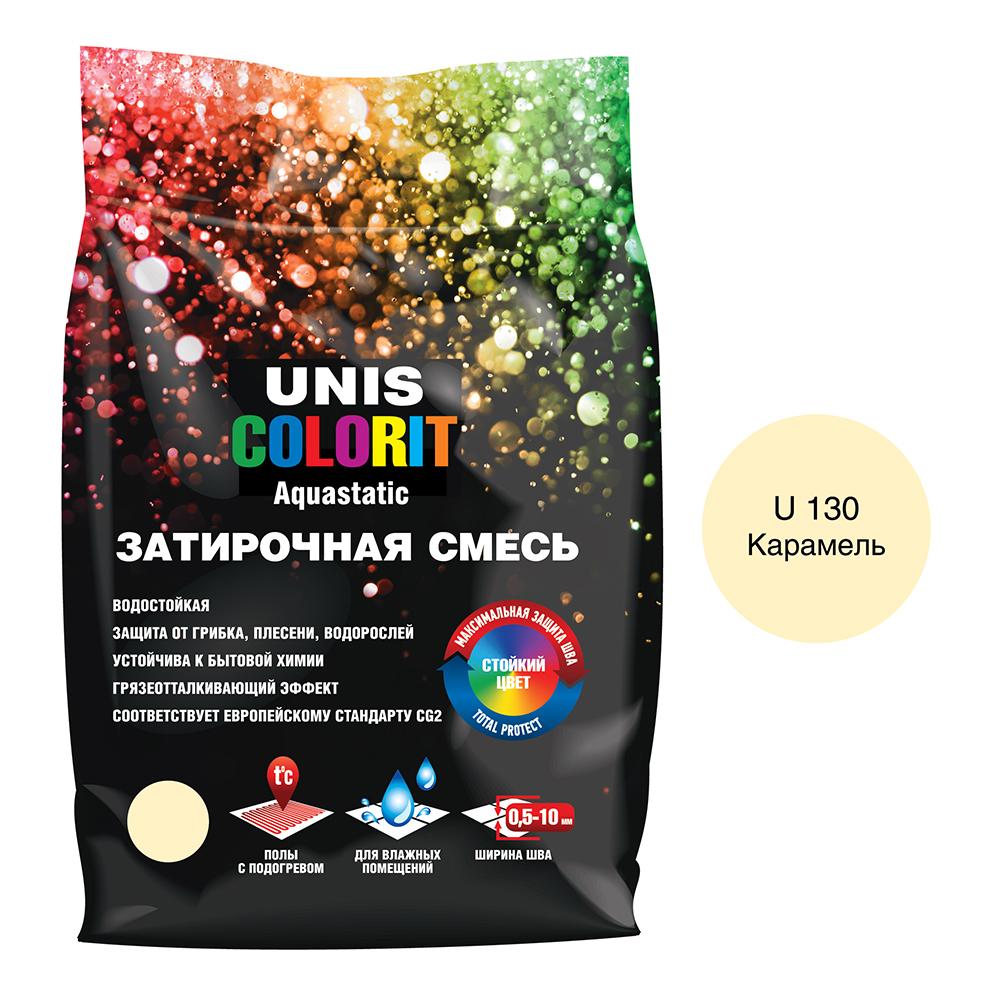 Затирка Unis Colorit карамель 2 кг