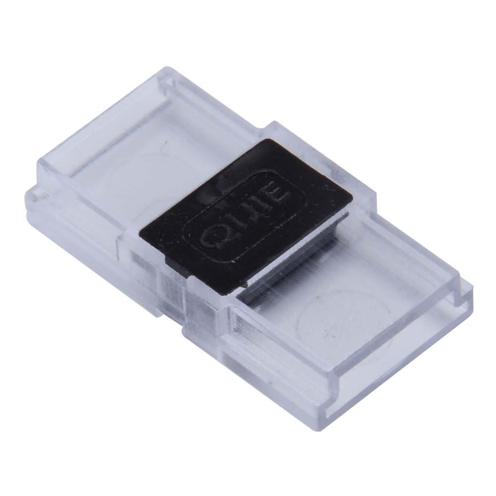 Коннектор для одноцветной светодиодной ленты SMD 2835/3528/5 Apeyron 09-64 12/24 В Т-образный комплект коннектор для светодиодной ленты smd 2835 gauss гибкий 3 шт