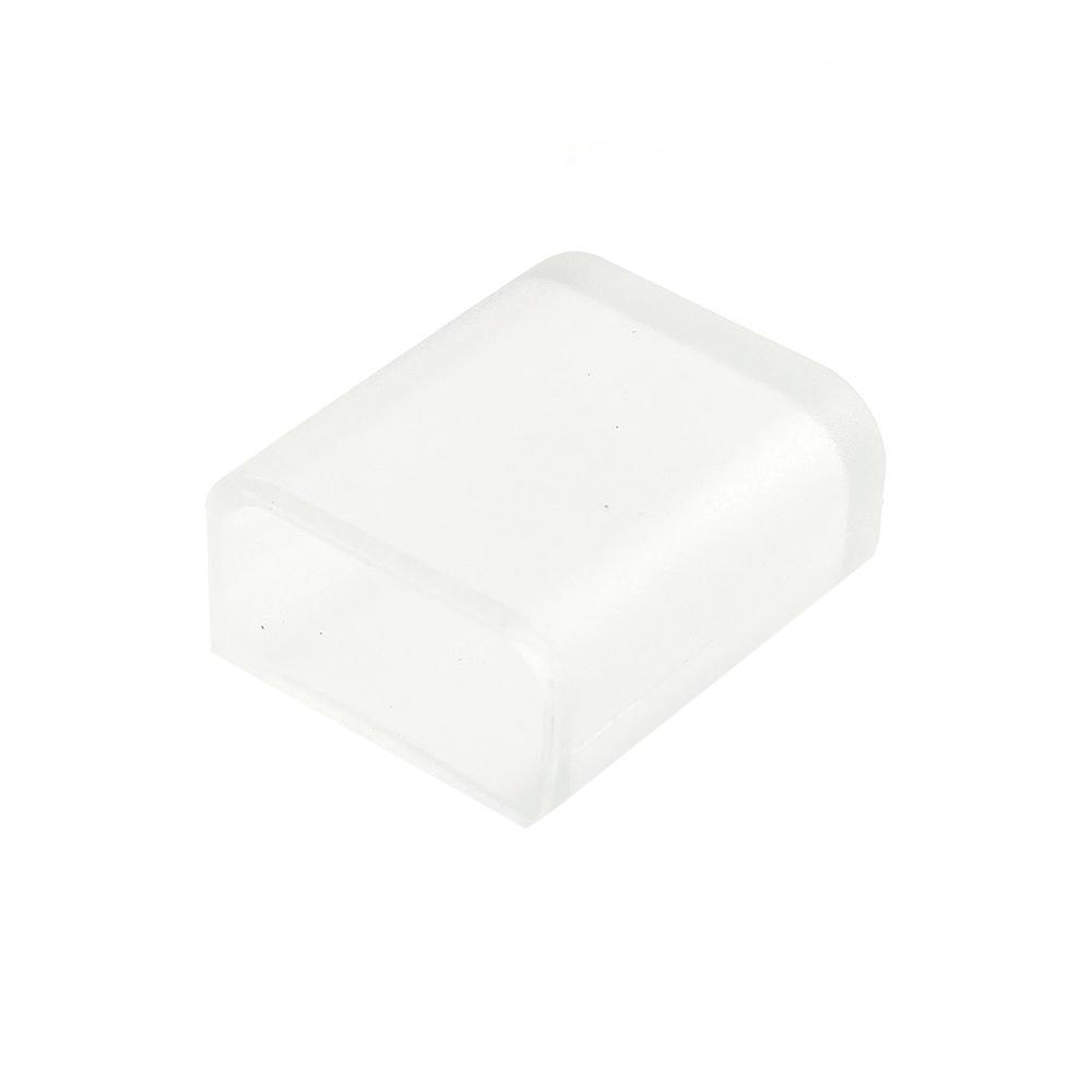 Заглушка для двухстороннего светодиодного неона Apeyron 09-41 пластиковая (10 шт.)