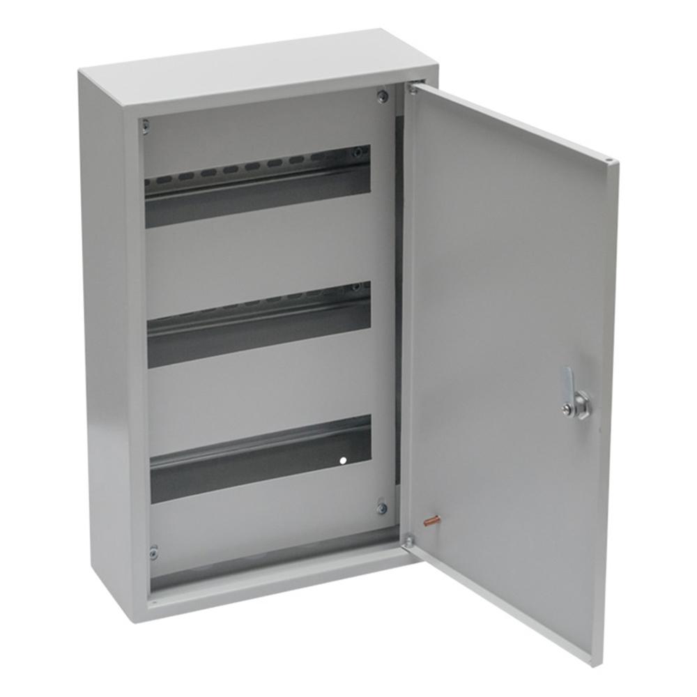 Щит распределительный навесной EKF Basic ЩРН-36 металлический IP31 480х300х120 мм 36 модулей