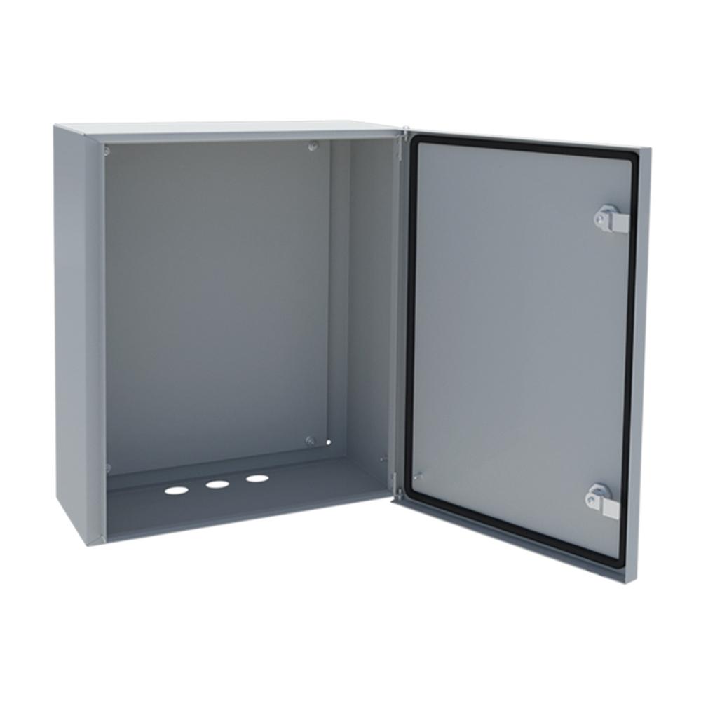 Щит распределительный навесной EKF Basic ЩМПг- 65.50.22 металлический IP54 650х500х220 мм с монтажной панелью