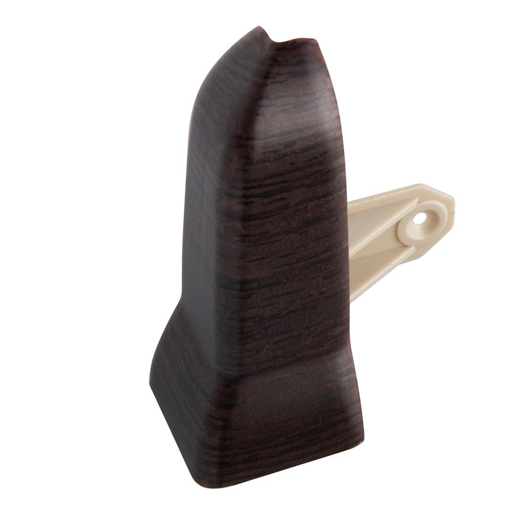 Угол наружный Lider 75 мм дуб колониальный (2 шт.)