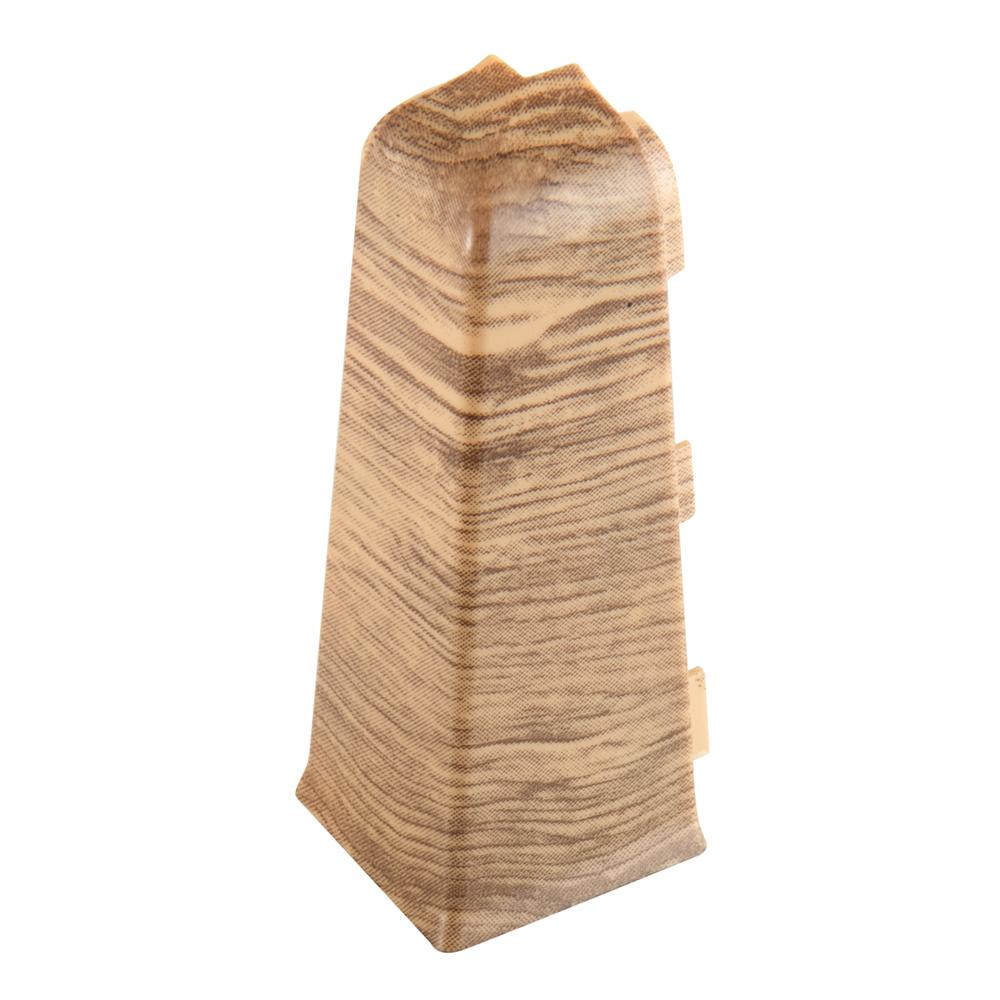 Угол наружный Salag Lima 72 мм дуб аргос (1 шт.)