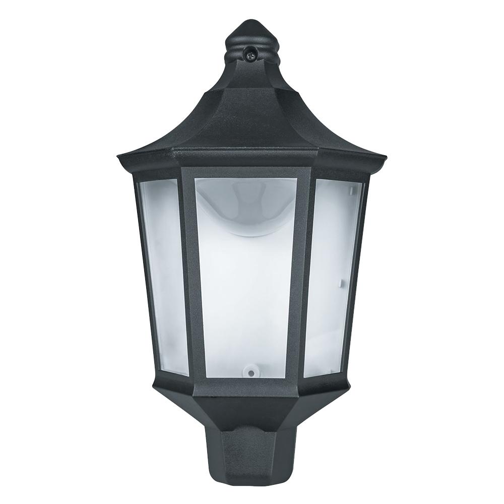 Светильник светодиодный накладной Navigator NOF-P07-8-4K-BL-IP44-LED 236х200х160 мм 8 Вт 176-264 В 4000 К IP44 трехгранник черный