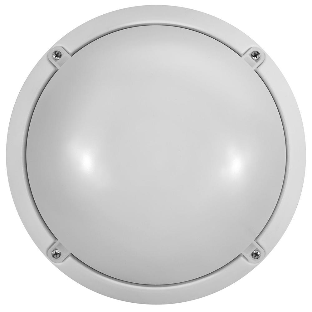 Фото - Светильник светодиодный накладной Онлайт OBL-R1-7-4K-WH-IP65-LED-SNRV LED d182х78 мм 7 Вт 220-240 В 4000 К холодный свет опал IP65 круглый онлайт 61193 светильник светодиодный жкх obl r1 7 6 5k wh ip65 led