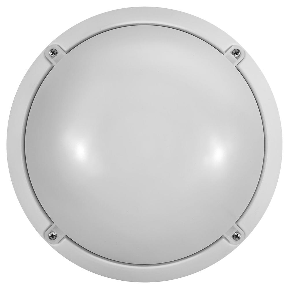 Фото - Светильник светодиодный накладной Онлайт OBL-R1-7-4K-WH-IP65-LED LED d174х68 мм 7 Вт 220-240 В 4000 К холодный свет опал IP65 круглый онлайт 61193 светильник светодиодный жкх obl r1 7 6 5k wh ip65 led