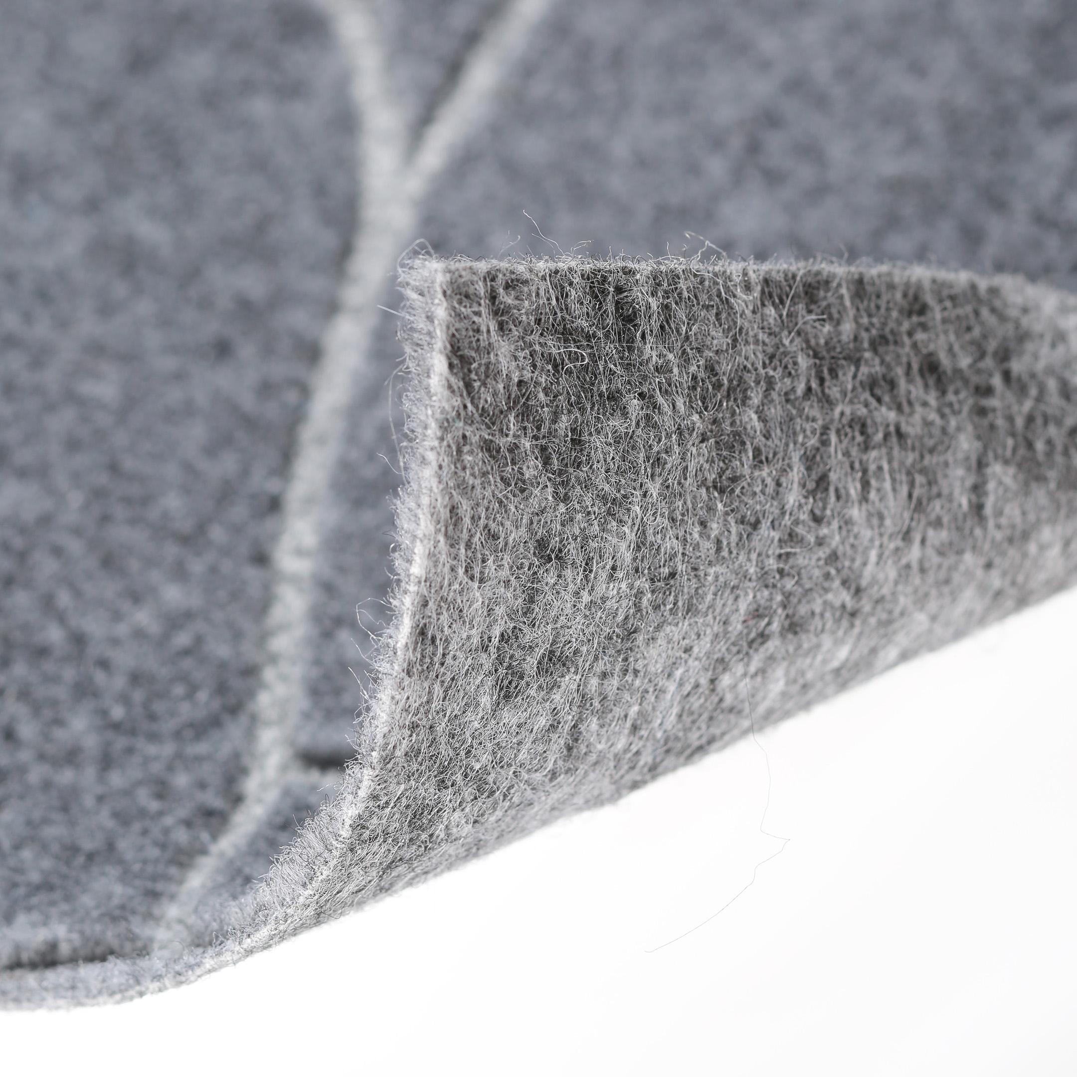Ковролин Уйма 13 серый 4 м фото