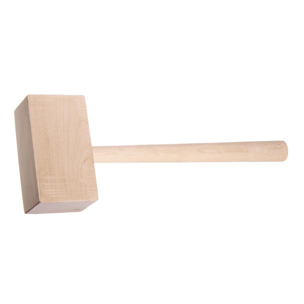 Киянка деревянная деревянная ручка 225 г