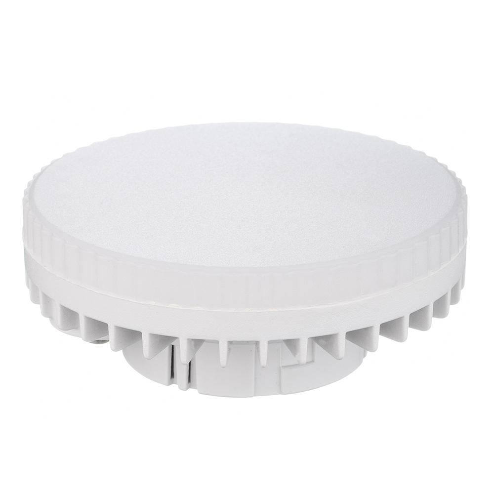 Лампа светодиодная REV 10 Вт GX53 таблетка 3000 К теплый свет 230 В
