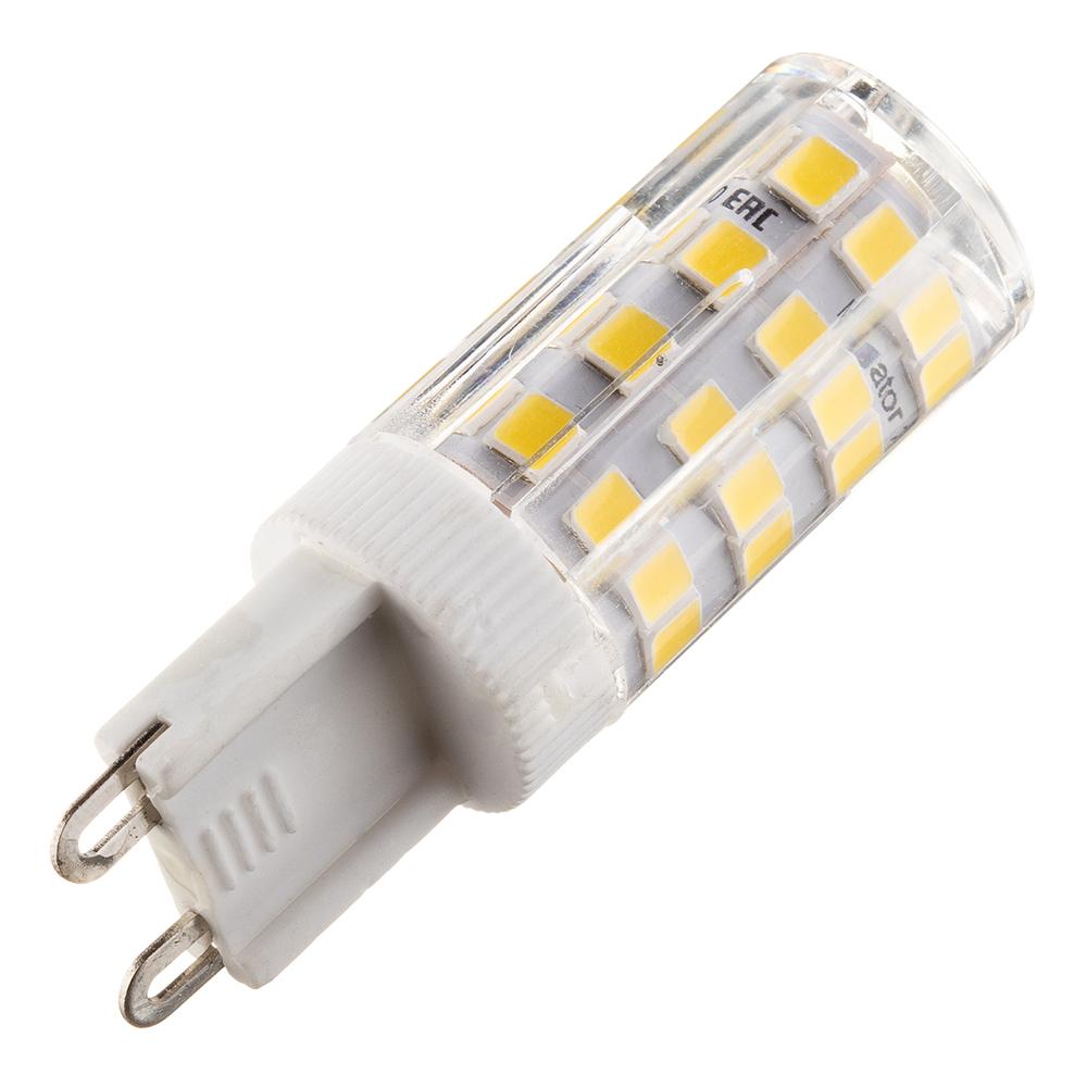 Лампа светодиодная Navigator 3 Вт G9 капсула 4000 К дневной свет 230 В фото