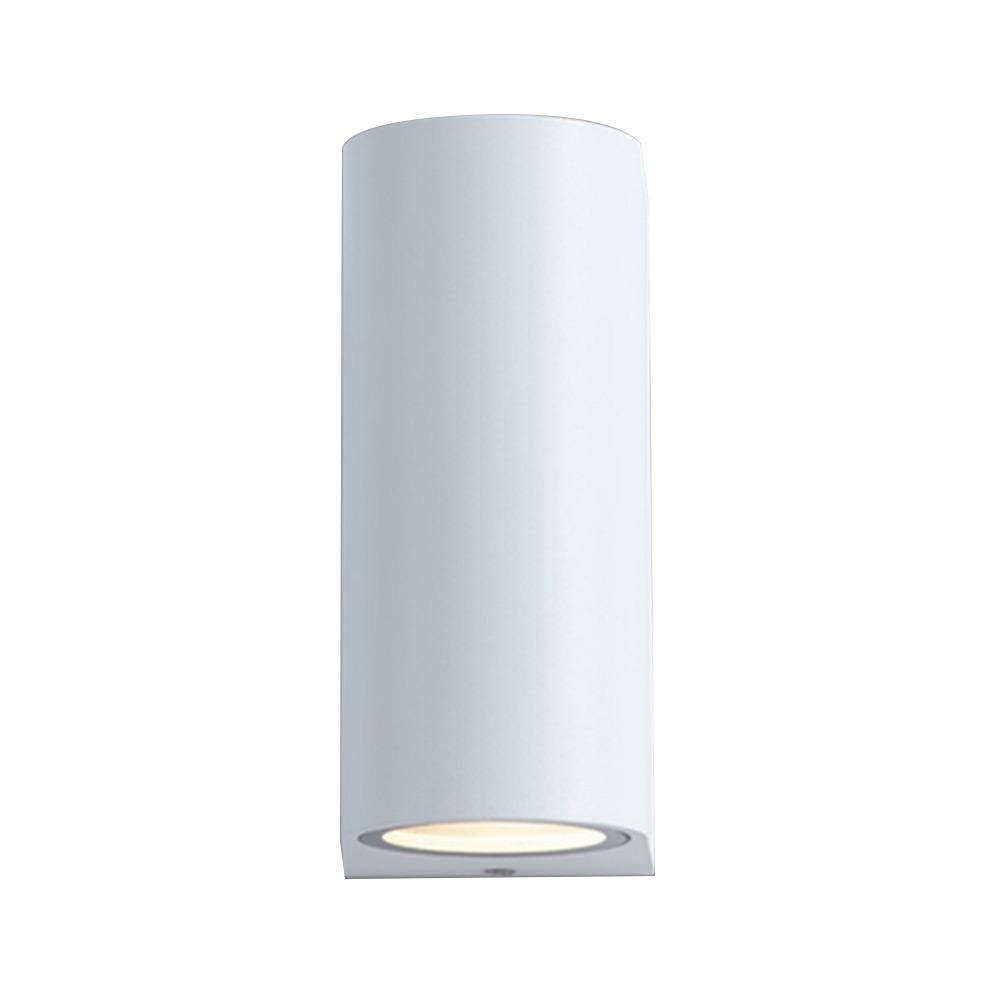 Светильник накладной ARTE LAMP (A3102AL-2WH) GU10 90x150x70 мм 35 Вт 220 В IP44 белый светильник накладной arte lamp a3102al 1wh gu10 90x80x70 мм 35 вт 220 в ip44 белый