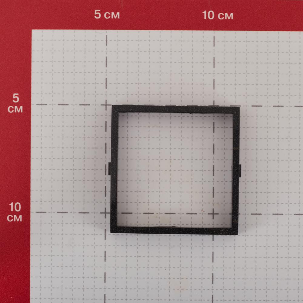 Вставка в рамку Aling-conel PRESTIGE 6802.2 графитовая фото