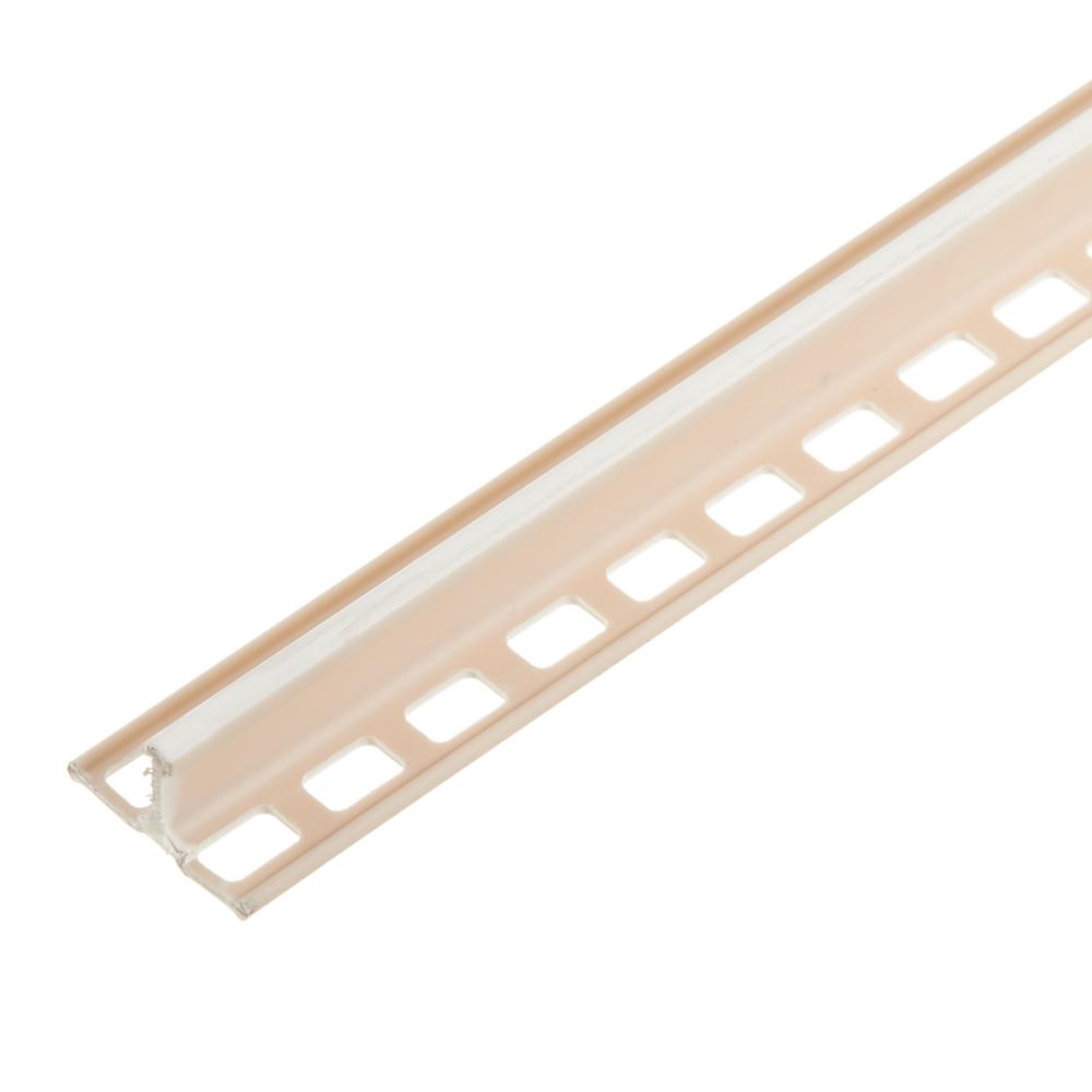 Профиль маячковый 10 мм 3 м пластиковый