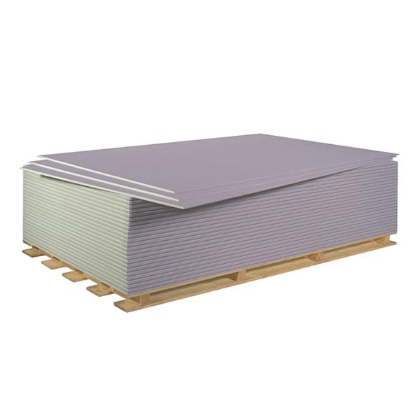 Гипсокартон Gyproc Мультикомфорт 2500х1200х12,5 мм звукоизоляционный влаго-огнестойкий высокопрочный