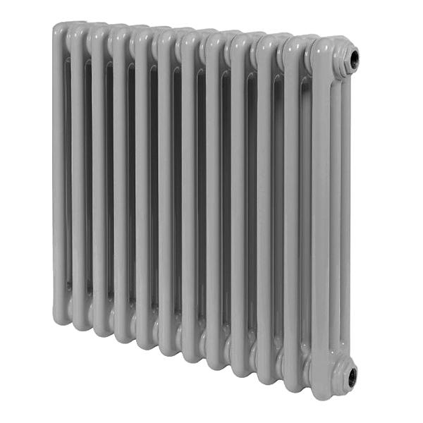 Радиатор стальной трубчатый Irsap TESI 3 567х450 мм 3/4 12 секций боковое подключение серый биметаллический радиатор rifar рифар b 500 нп 10 сек лев кол во секций 10 мощность вт 2040 подключение левое