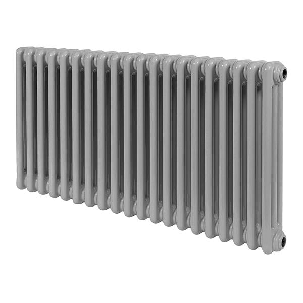 Радиатор стальной трубчатый Irsap TESI 3 567х900 мм 3/4 20 секций боковое подключение серый биметаллический радиатор rifar рифар b 500 нп 10 сек лев кол во секций 10 мощность вт 2040 подключение левое