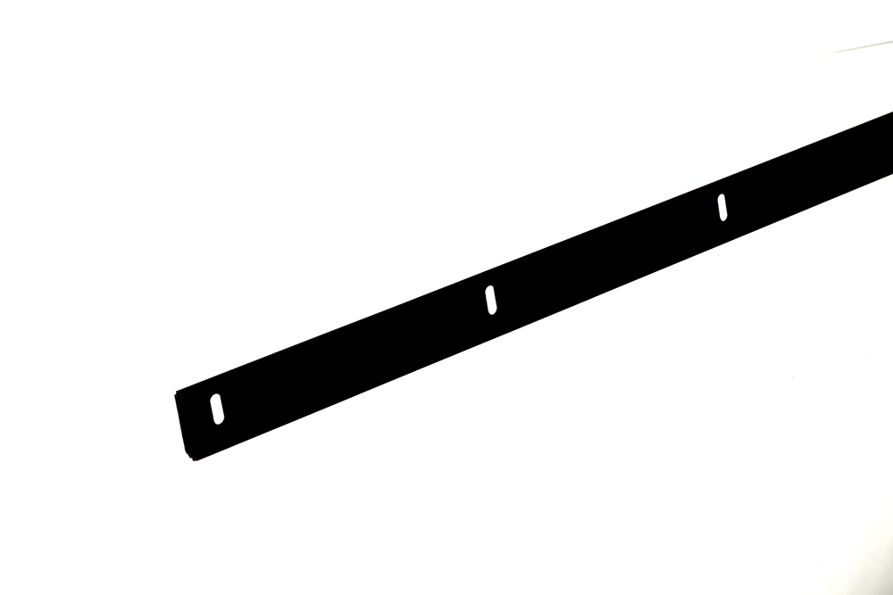 Монтажная планка для плинтуса Cosca Décor 2400 мм