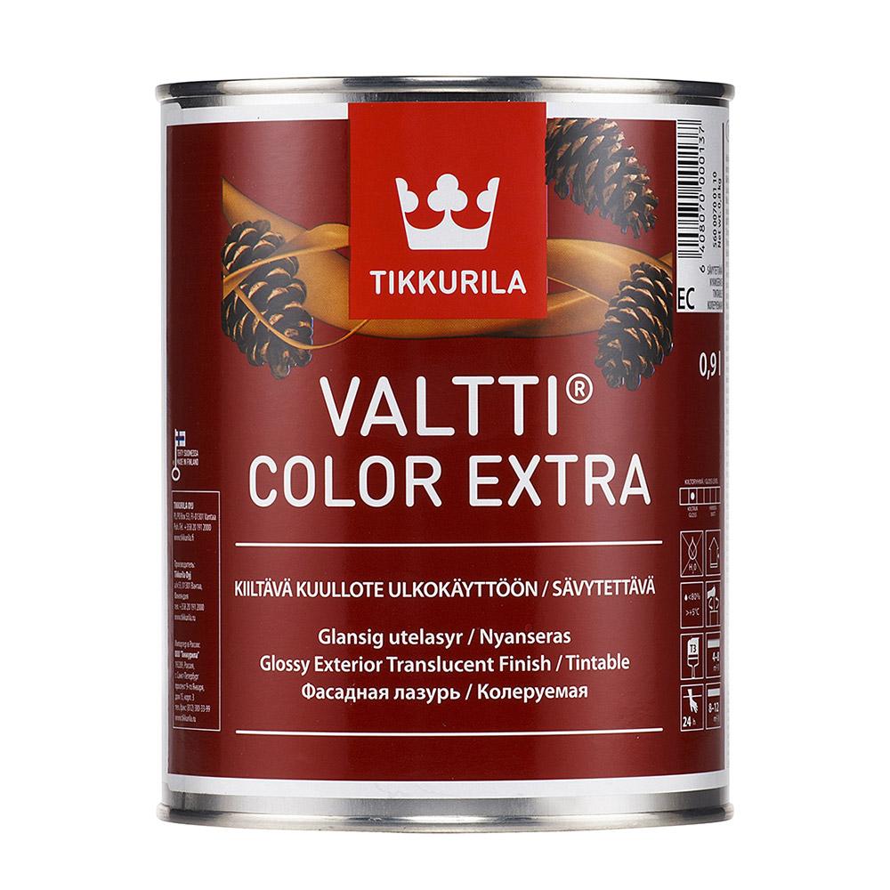 Антисептик Tikkurila Valtti Color Extra для дерева EC 0,9 л