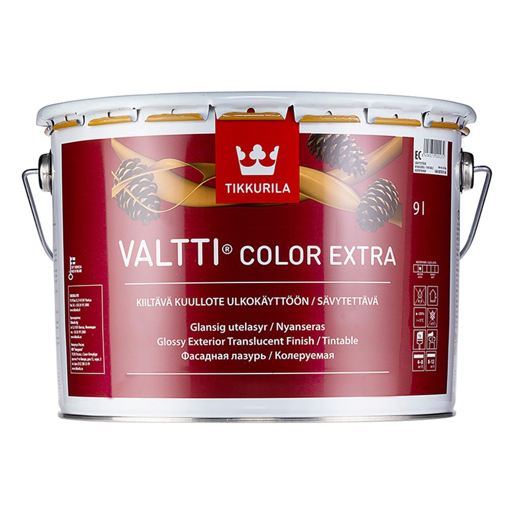 Антисептик Tikkurila Valtti Color Extra для дерева EC 9 л