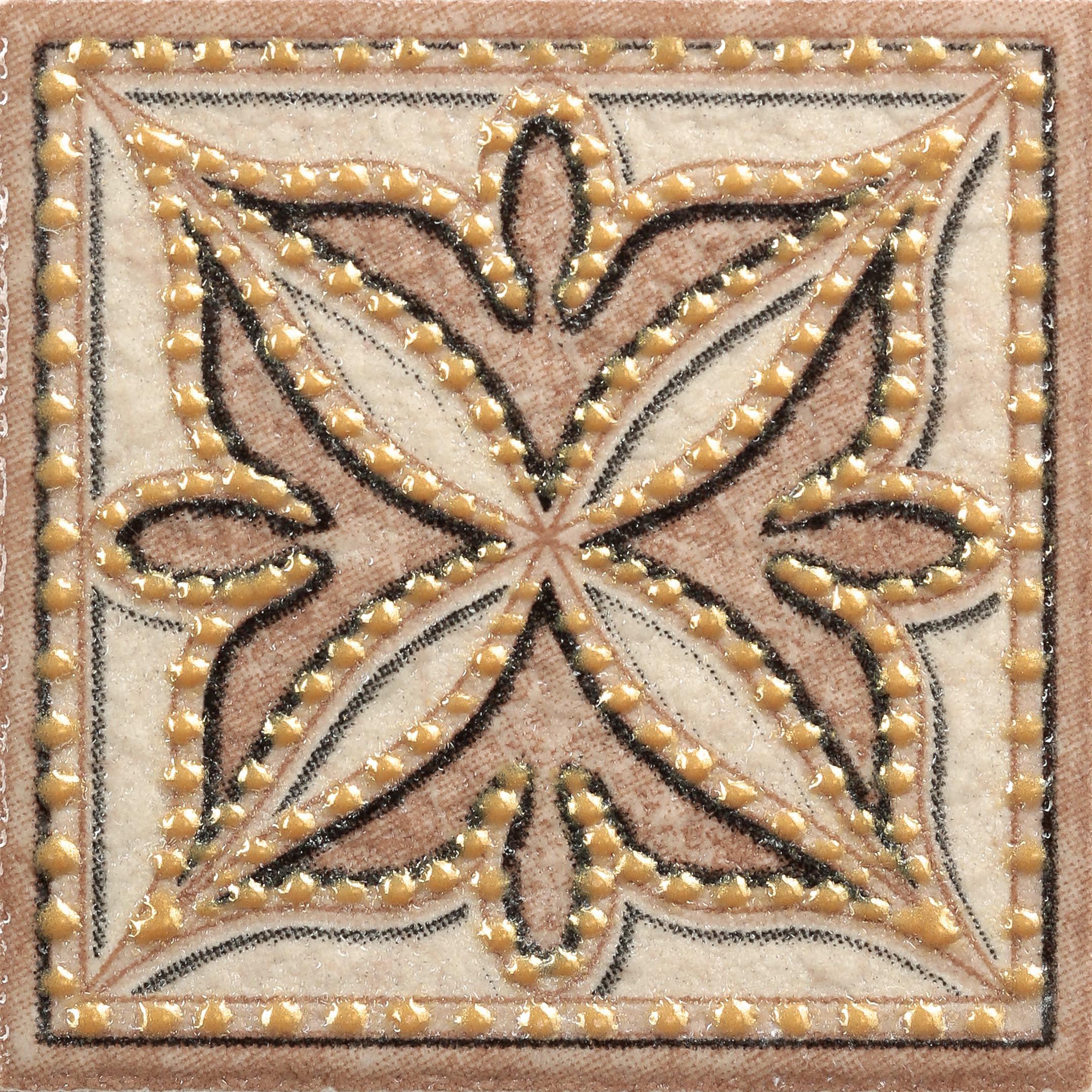 Керамогранит Керамика будущего Корсика декор 70х70х8 мм