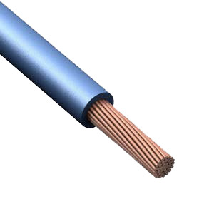 Провод ПуГВ (ПВ3) 1x6 синий (200 м)