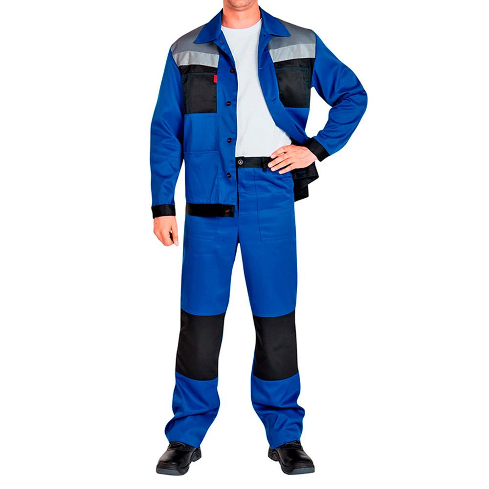 Костюм рабочий Сектор 52-54 рост 170-176 см цвет синий