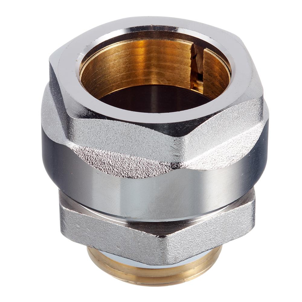 """Трубный адаптер Simplex Plus (21310020) для стальных труб 1"""" x G 1 НР"""
