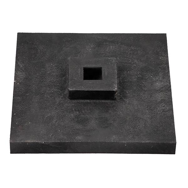 Подставка полимерная 330х330 мм под веху