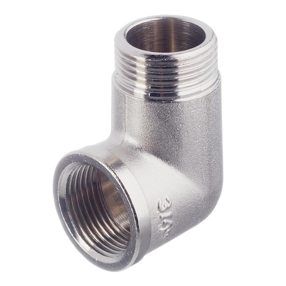 Угол Stout (SFT-0012-000034) 3/4 ВР(г) х 3/4 НР(ш) латунный переходник stout sfp 0002 000132 с внутренней резьбой 1х32 мм для металлопластиковых труб прессовой