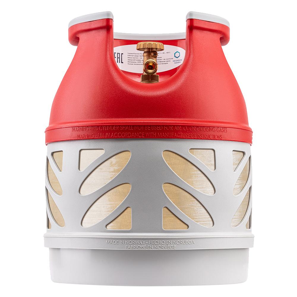 Баллон газовый композитный Ragasco 12,5 л