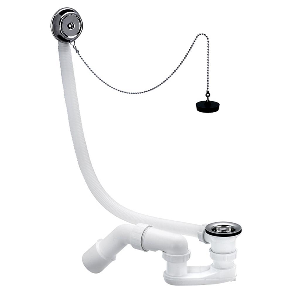 "Сифон для ванны VIEGA 311537 1 1/2""х40/50 c соединением 40/50 мм"