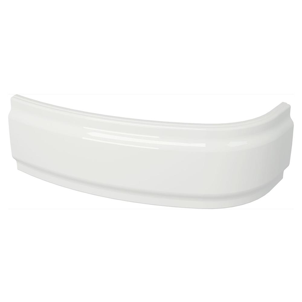 Панель фронтальная для ванны акриловой CERSANIT Joanna NEW 140х90 мм универсальная белый панель фронтальная для ванны акриловой cersanit 140см универсальная